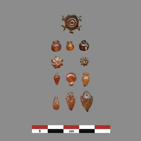 PFIFF Prot/ège-Ceinture ventral en Peau dagneau