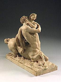 trois quarts face © 2001 RMN-Grand Palais (musée du Louvre) / Hervé Lewandowski