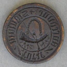Matrice de sceau : Cour d'Ancézune.