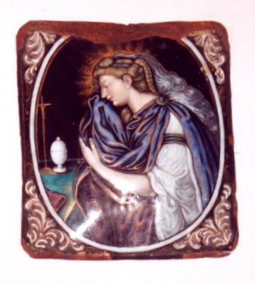 Plaque : Sainte Madeleine