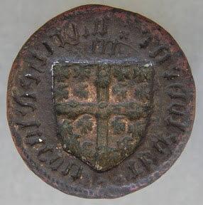 Matrice de sceau : Cour de Lohéac
