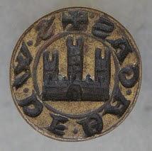 Matrice de sceau : Guillaume de Bagas.
