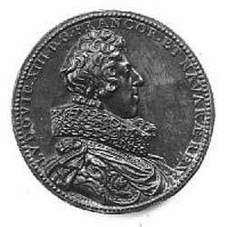 Médaille : Louis XIII / Anne d'Autriche