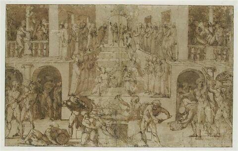 Le Martyre de saint Laurent