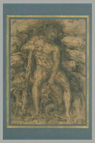 Hercule vainqueur de l'hydre de Lerne