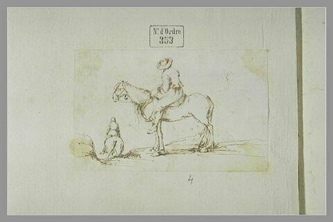 Deux cavaliers