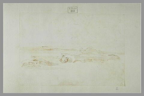 Iles de Zante et de Cefalonia dans la mer Ionienne