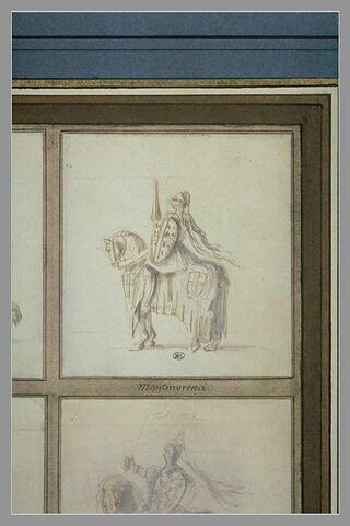 Le chevalier  Montmorency