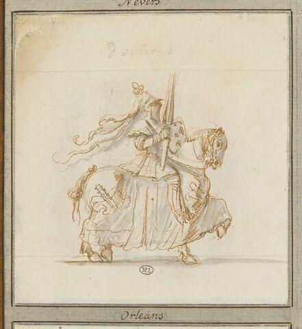 Le chevalier Orléans