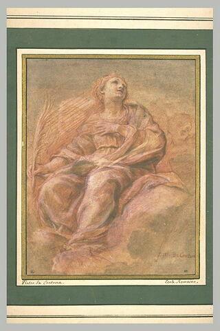 Apothéose d'une sainte : sainte Firmine