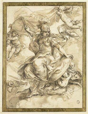 Allégorie de Rome