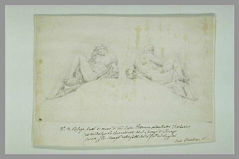 Le Jour et la Nuit du tombeau de Julien de Médicis