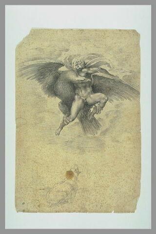 Enlèvement de Ganymède