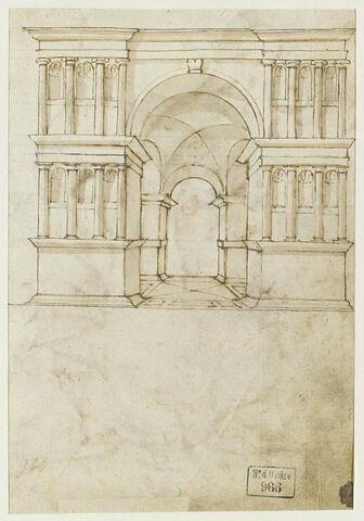 Arc de Janus à Rome, IVe siècle avant J.-C.
