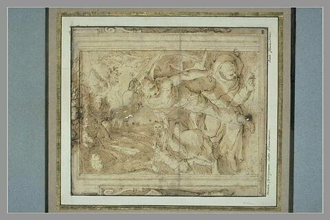 Le meurtre de saint Pierre Dominicain