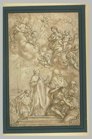 Messe de San Andrea Corsini