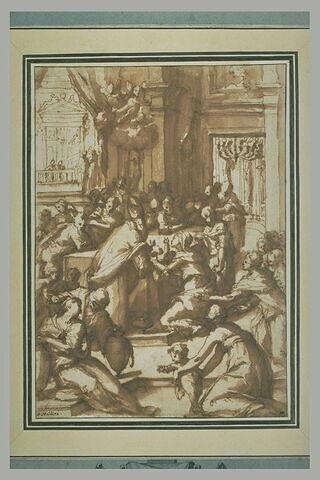 Présentation du Christ au Temple