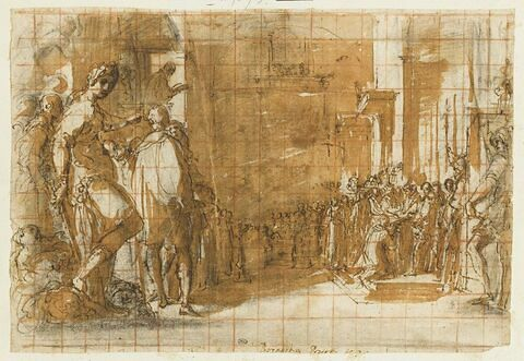 Célébration de la paix franco-espagnole à Notre-Dame de Paris le 21 juin 1598