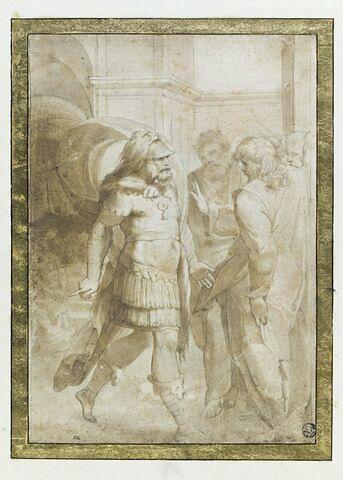 Le Christ et le centenier