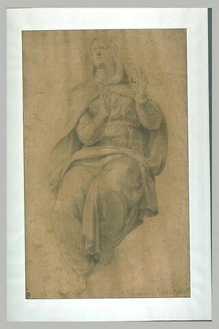Etude pour l'Assomption de la Vierge