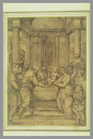 La Présentation du Christ au Temple ou la Circonsision