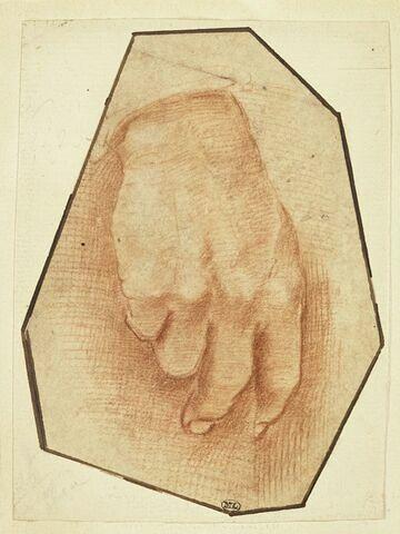 Etude d'une main droite