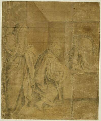 Hérode et deux serviteurs