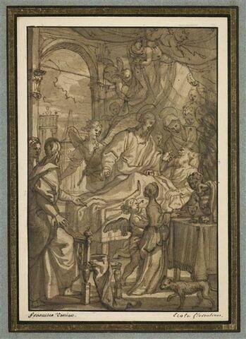 La mort de saint Joseph