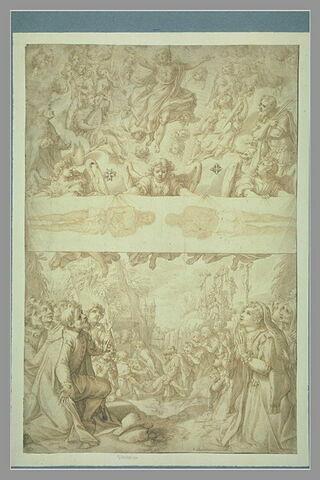Adoration du Saint Suaire