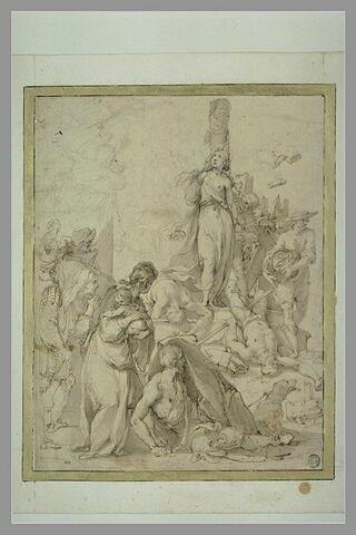 Martyre de sainte Catherine d'Alexandrie