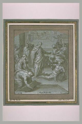 Résurrection de Lazare