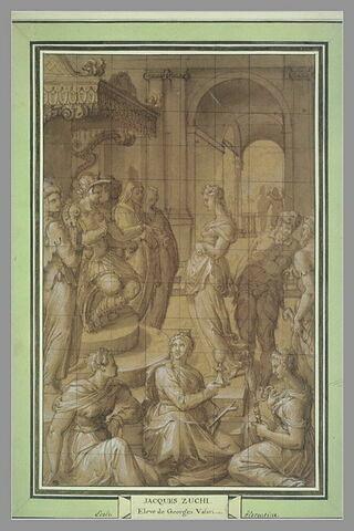 Esther, Assuérus, la Foi et la Prudence