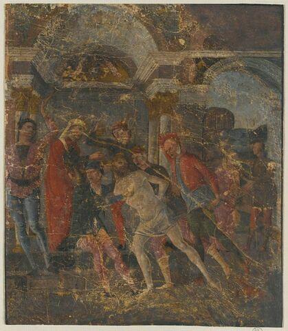 Le Christ amené devant Pilate