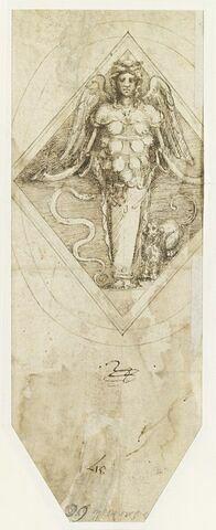 Sceau de l'Accademia del Disegno de Florence