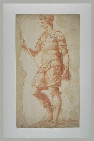 Guerrier : Cosimo I, sous l'apparence de Mars