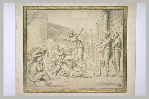 La Mort de saint Etienne