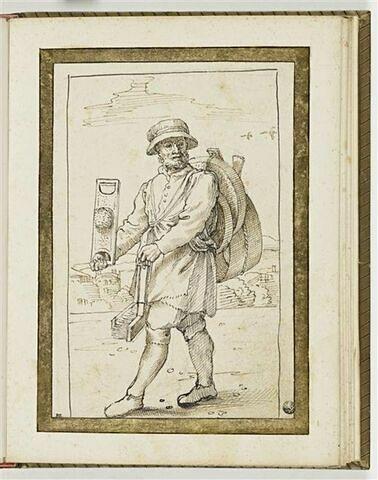 Peignes pour le lin et tamis : Pettini da lino e setacci
