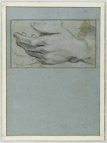 Un main gauche