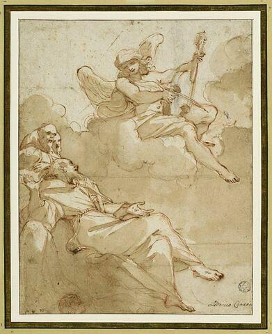 Extase de saint François d'Assise