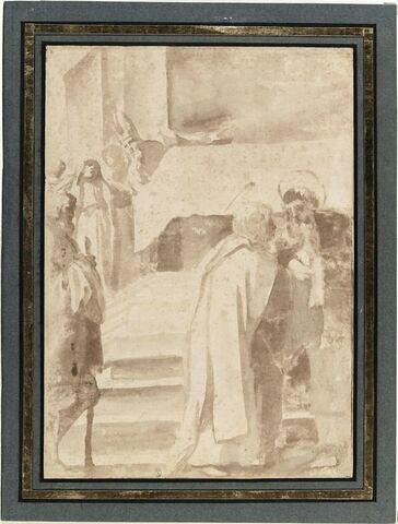 La présentation du Christ au Temple