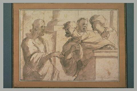 L'invocation de saint Matthieu
