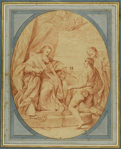 L'aumône de saint Spiridione