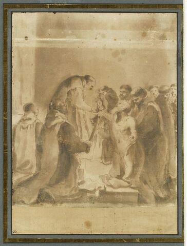 La Communion de saint Jérôme