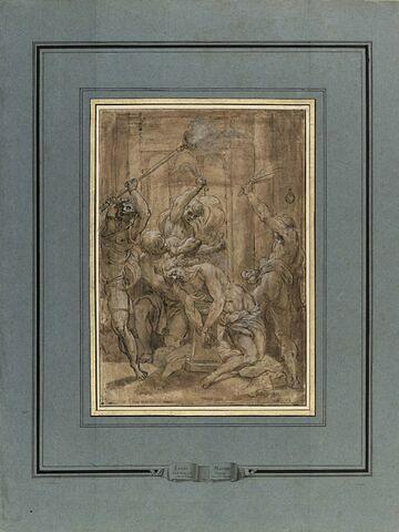 Environnement RMN-Grand Palais (Musée du Louvre) - Tony Querrec