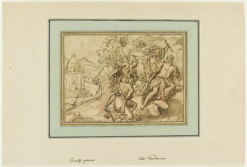 Environnement RMN-Grand Palais (Musée du Louvre) - M. Rabeau