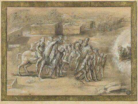 Darius proclamé roi