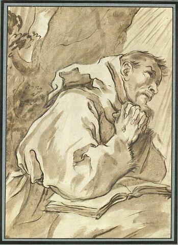 Saint François d'Assise en extase