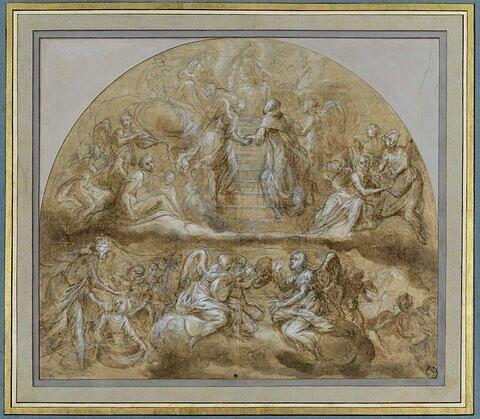 Un religieux admis au pied du trône de l'Eternel