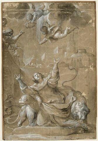 Martyre de sainte Thècle
