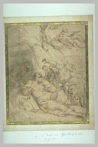 Saint Antoine tourmenté par les démons